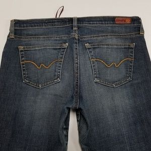 AG Adriano Goldschmied Jeans Size 32 Reg The Angel